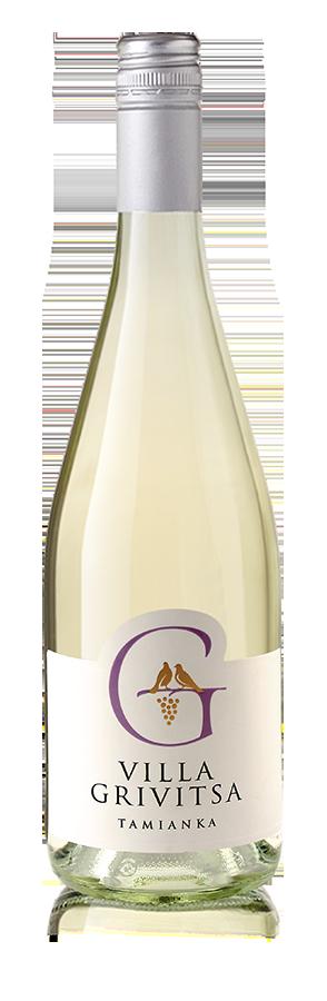 Бяло Вино Вила Гривица